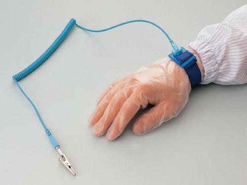 Click สายรัดข้อมือป้องกันไฟฟ้าสถิตย์ / Wrist Strap
