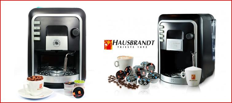 เครื่องกาแฟแคปซูล Hausbrandt