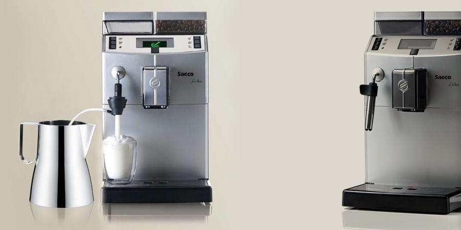 เครื่องชงกาแฟระบบอัตโนมัติ : Saeco Lirika Plus