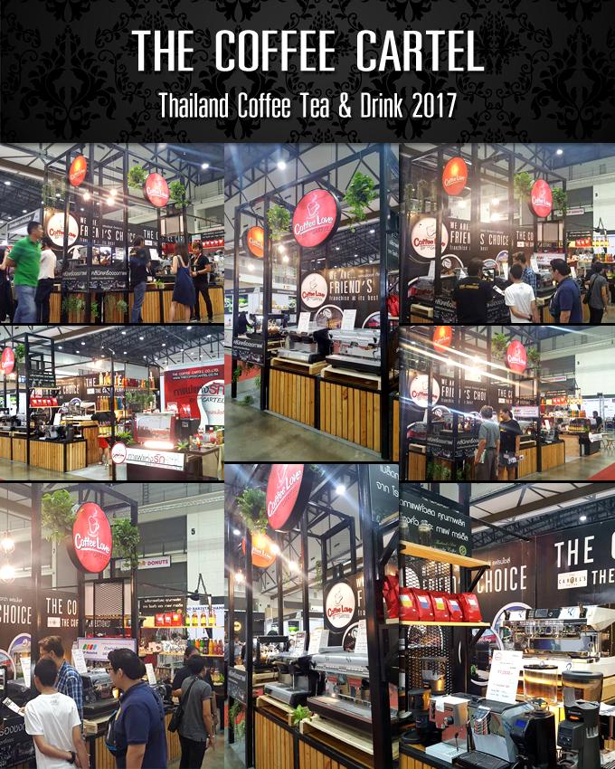 Thailand Coffee Tea & Drink