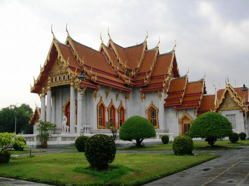 "Wat Benjamabopit, ""The Marble Temple"""