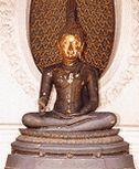 พระพุทธรูปปางชี้อัครสาวก