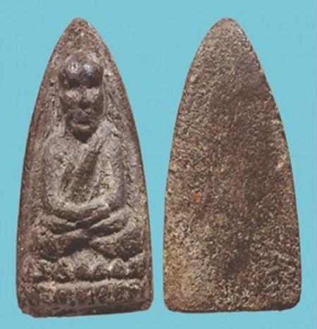 พระหลวงปู่ทวด พิมพ์ใหญ่Aหัวมีขีด เนื้อว่าน ปี2497 ยอดนิยมสูงสุด