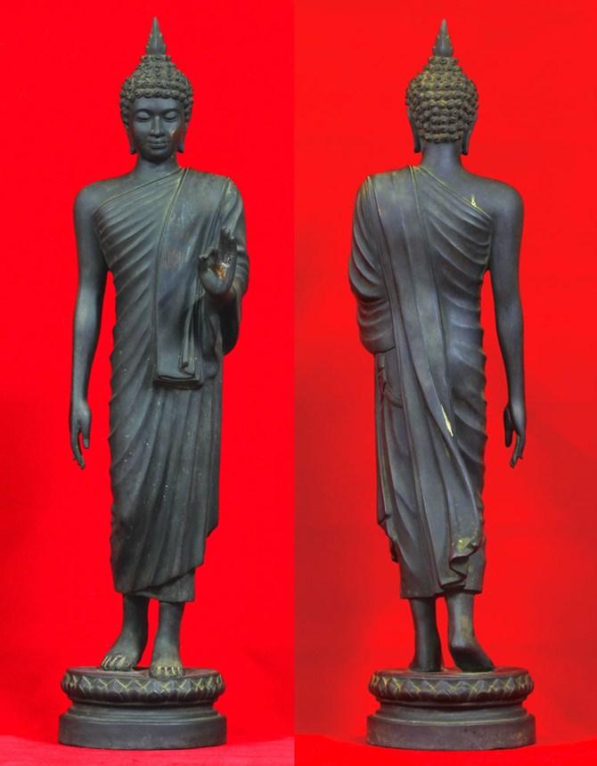 พระบูชา 25 พุทธศตวรรษ สุดยอดของพระพุทธรูปบูชายุคปี ๒๕๐๐