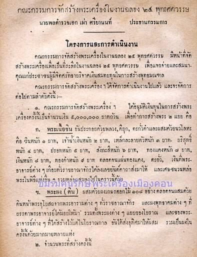หนังสือพระเครื่อง 25 พุทธศตวรรษ 1