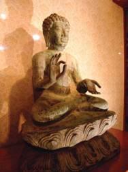 พระพุทธรูปหลวงพ่อทองสัมฤทธิ์ วัดสำปะซิว