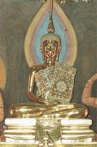 พระสัมพุทธพรรณี วัดราชาธิวาสวิหาร กรุงเทพฯ