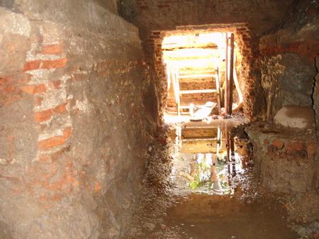 เจออุโมงค์ใต้อุโบสถ วัดบางจาก เก่าแก่200ปี