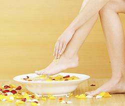 Eliminate Foot Odor
