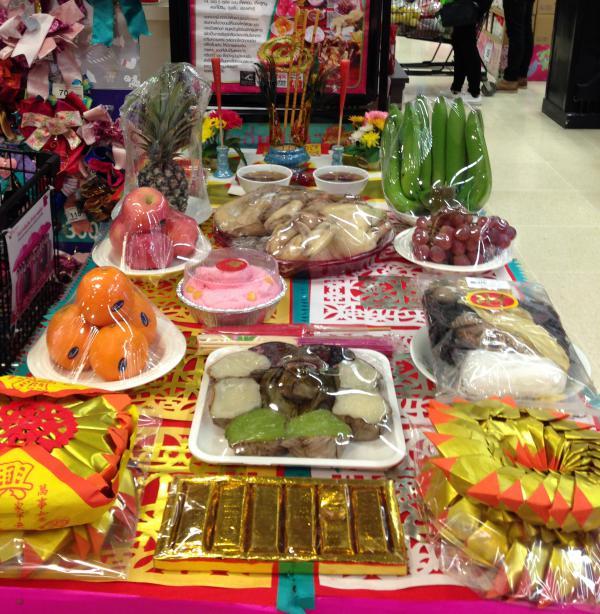 ของไหว้ตรุษจีน 2559 มีอะไรบ้าง จัดโต๊ะไหว้เทพเจ้าและบรรพบุรุษ