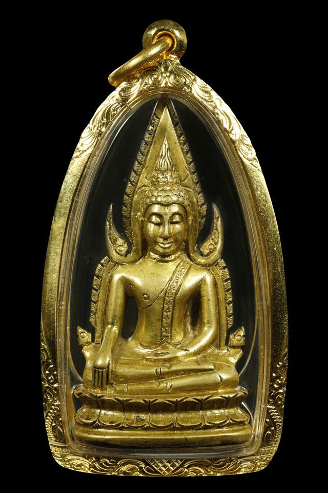 พระพุทธชินราช อินโดจีน ปี2485 เข้มขลังงดงาม ด้วยศิลป์แห่งยุค