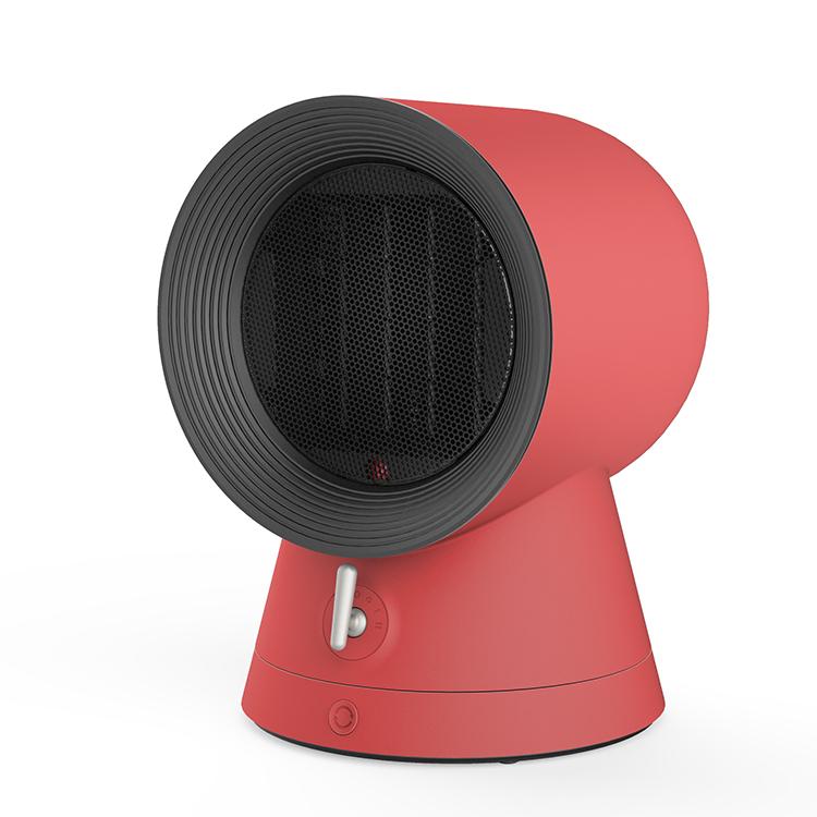 PTC Fan heater - back