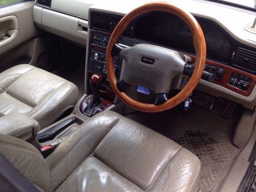 Volvo S90 inside