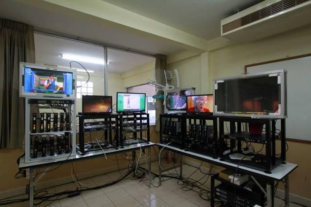 รับติดตั้งจานดาวเทียม จานมูฟดูฟรีทั่วโลก เสาดิจิทัลทีวี digital TV MATV ระบบทีวีรวมอาคาร โรมแรม รีสอร์ท อพาร์ทเม้นท์ ออกแบบระบบ