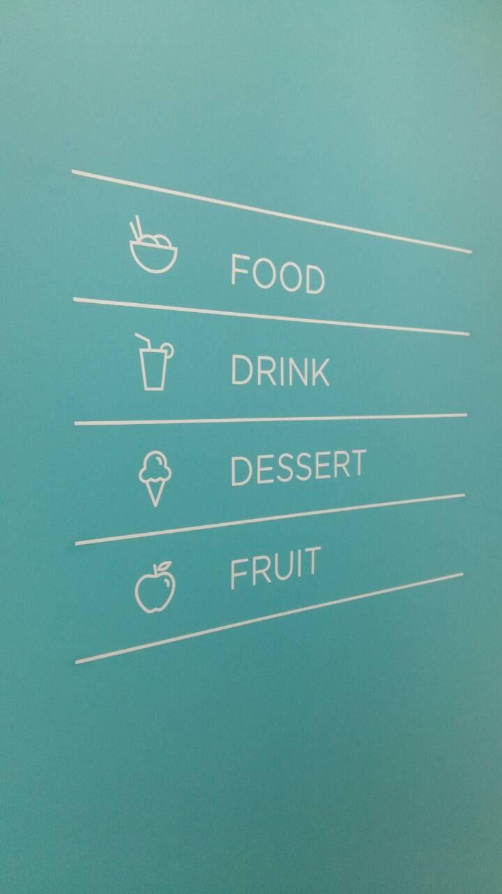 ป้ายภายในสำนักงาน Onner; Graphic on Wall
