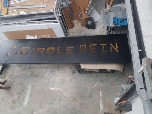 ป้ายหน้าโครงการ CIRCLE REIN สุขุมวิท 12