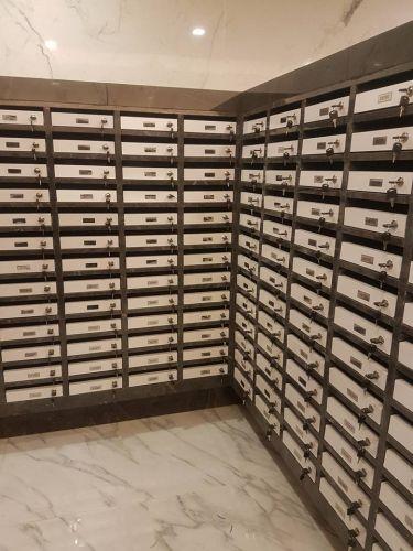 ป้าย mailbox โครงการ Notting Hill แหลมฉบัง