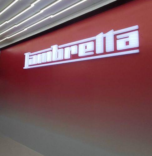 ป้ายไฟ Lambretta