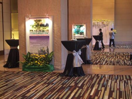 Exhibition Booth & Board (บูธ & บอร์ด งานนิทรรศการ)